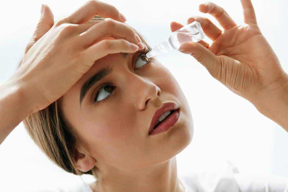 eye drops dry eye london allergy